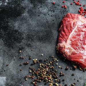 flat steak